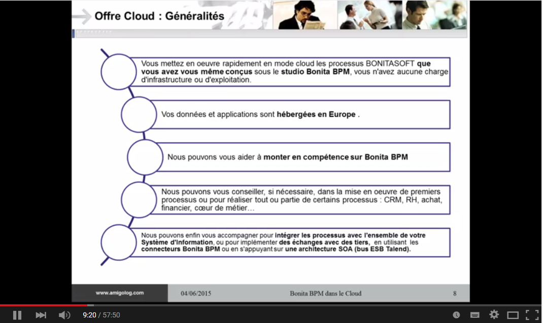 Reed Midem dans le cloud